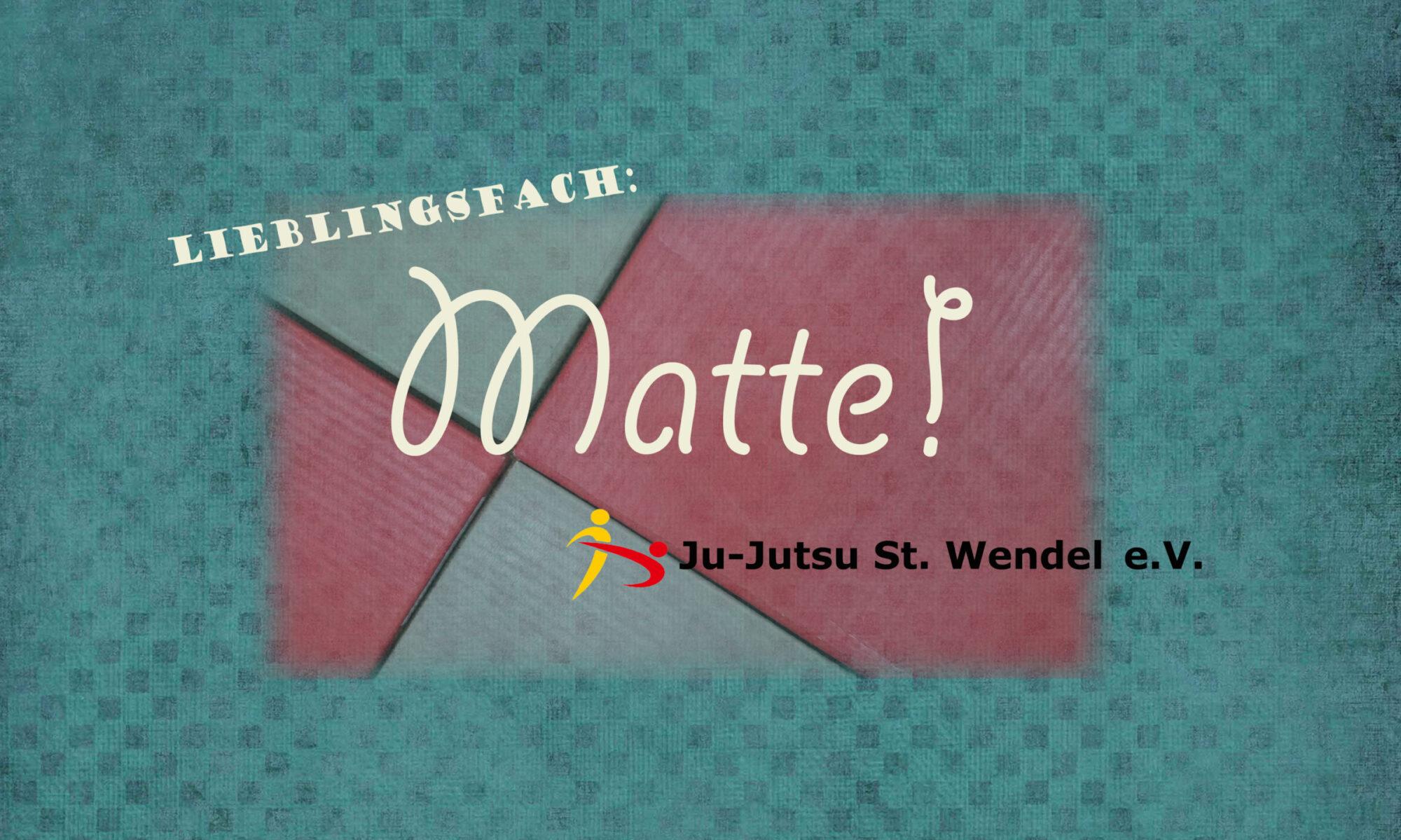 Ju-Jutsu St. Wendel e.V.